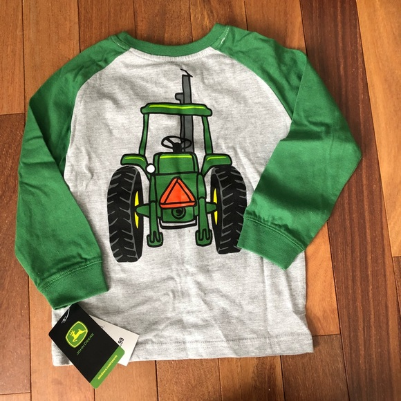 82c87248 John Deere Shirts & Tops | Toddler Shirt | Poshmark